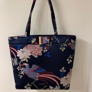 Ted Baker Embroidered Tote